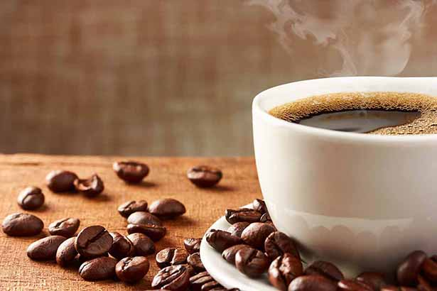 Low carb foods high in polyphenol antioxidants - coffee