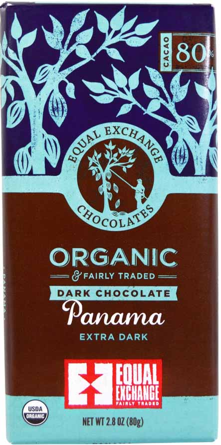 Picture of Equal Exchange dark chocolate