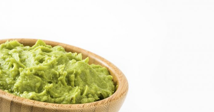 Guacamole Nutrition