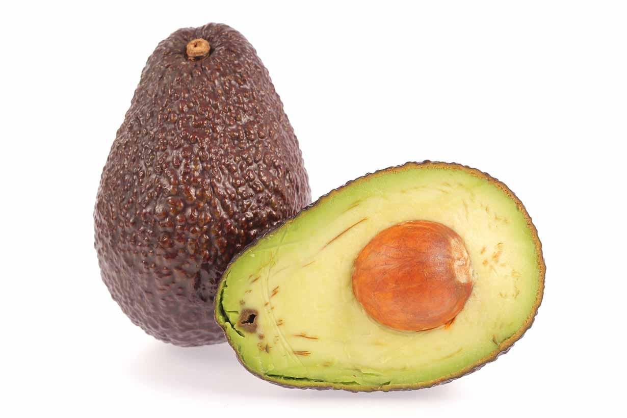 how to cut an avocado for guacamole