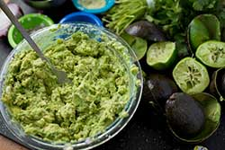 The Best Guacamole - recipe
