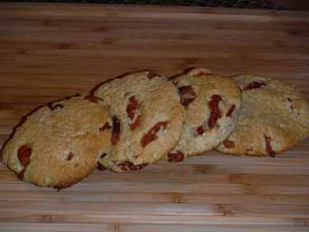 Picture of Goji Berry Cookies