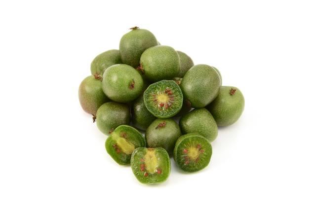A Pile of Kiwi Berries.