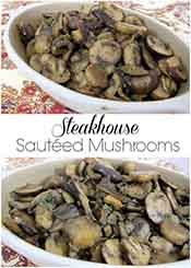 Picture of steakhouse mushrooms.