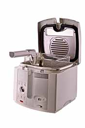Picture of a deep fat fryer