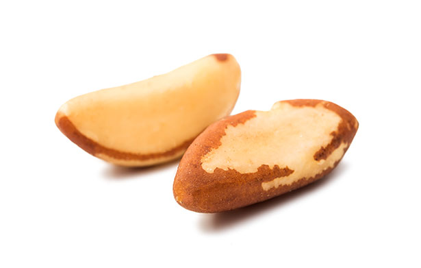 Picture of Brazil Nuts.