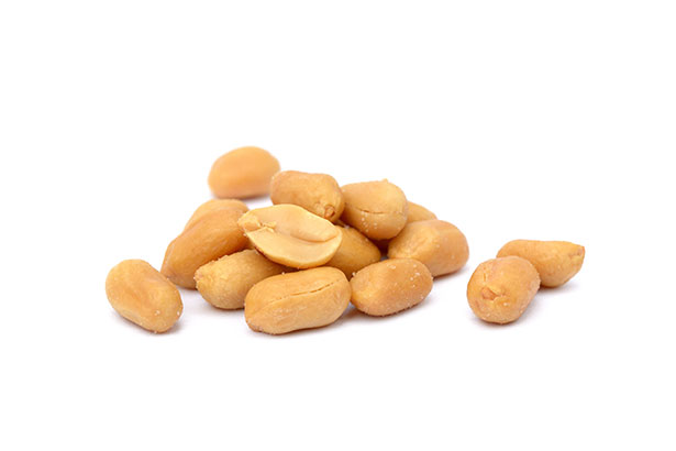 Picture of peanuts - article on types of nuts
