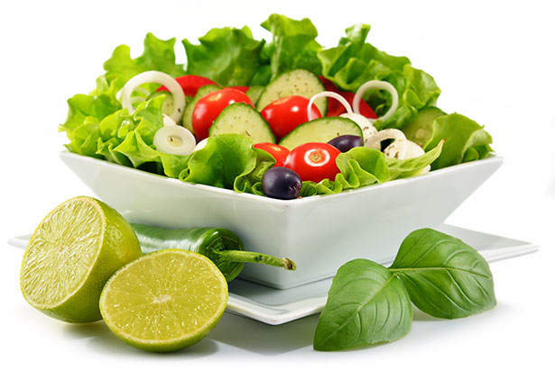 Using Sour Cream With Salad Equals More Fat Soluble Vitamins and Better Nutrition.