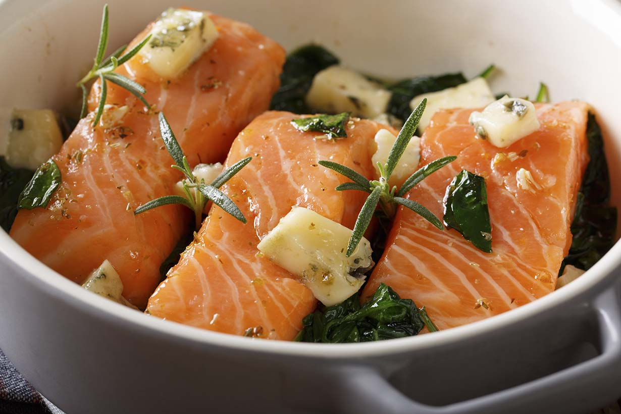 How to cook salmon perfect fillets every time nutrition for How to cook fish fillet