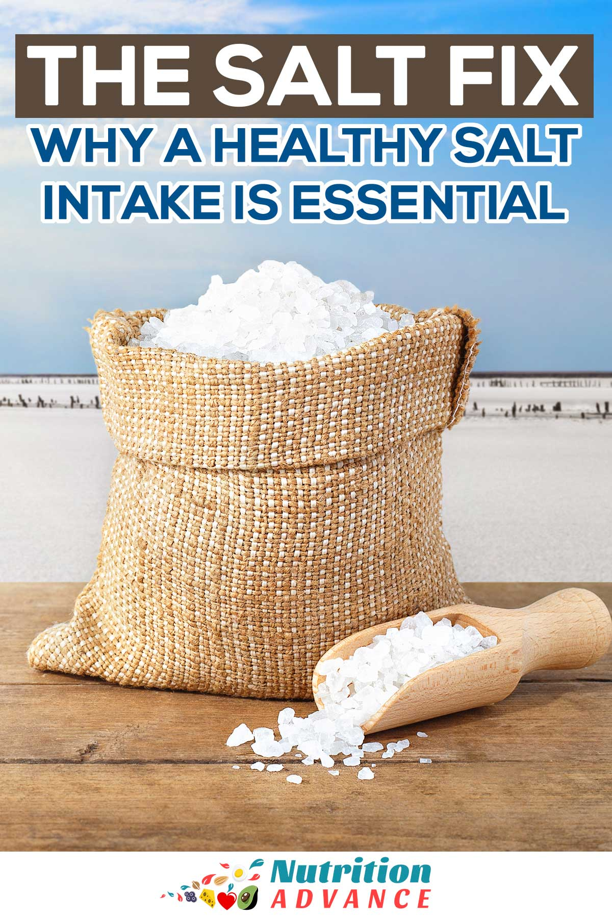 Sodium Deficiency: How Much Salt Is Too Little? | Nutrition