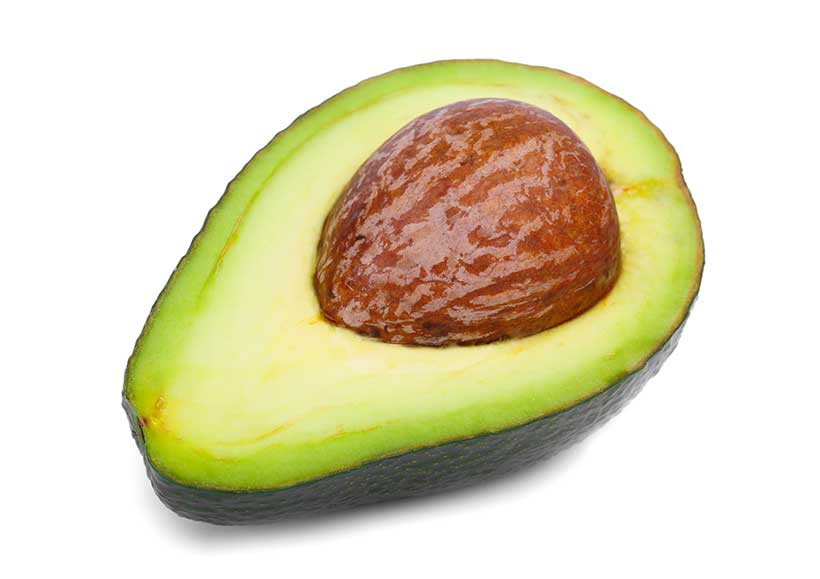 Avocados Are High-Fat Tasty and Healthy Foods.
