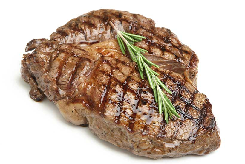Steak is Nutritious and Also Extremely Delicious.
