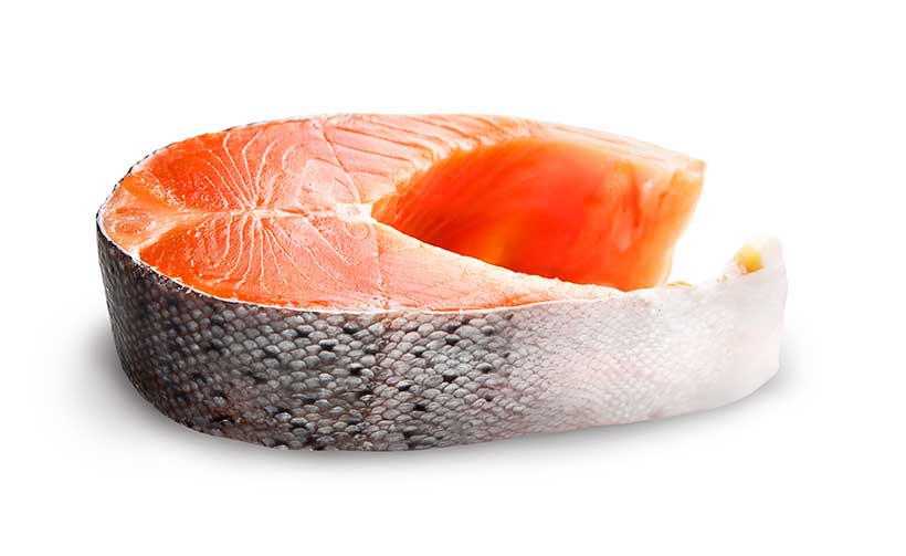 High in Fat and Full of Nutrients - Salmon is Very Healthy.