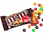Picture of Mars M&M's Chocolate Candy.