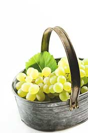 Grapes: This Juicy Fruit Contains a Range of Health-Protective Compounds.