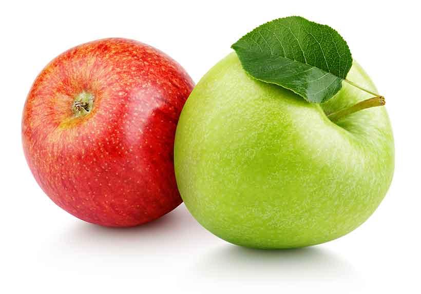 Green Foods Menu