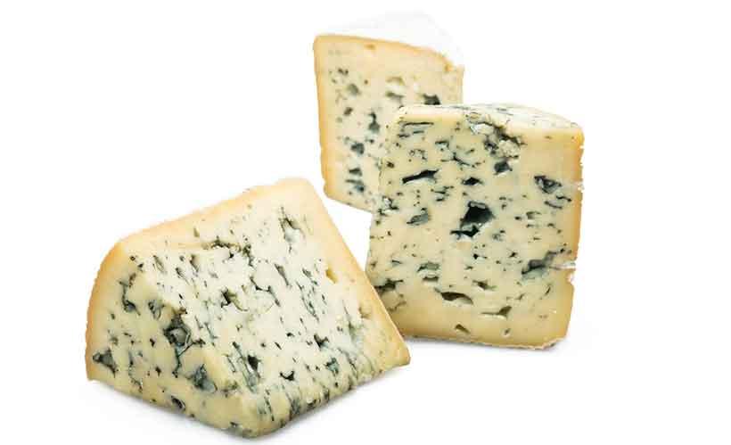 Italian Gorgonzola Blue Cheese.