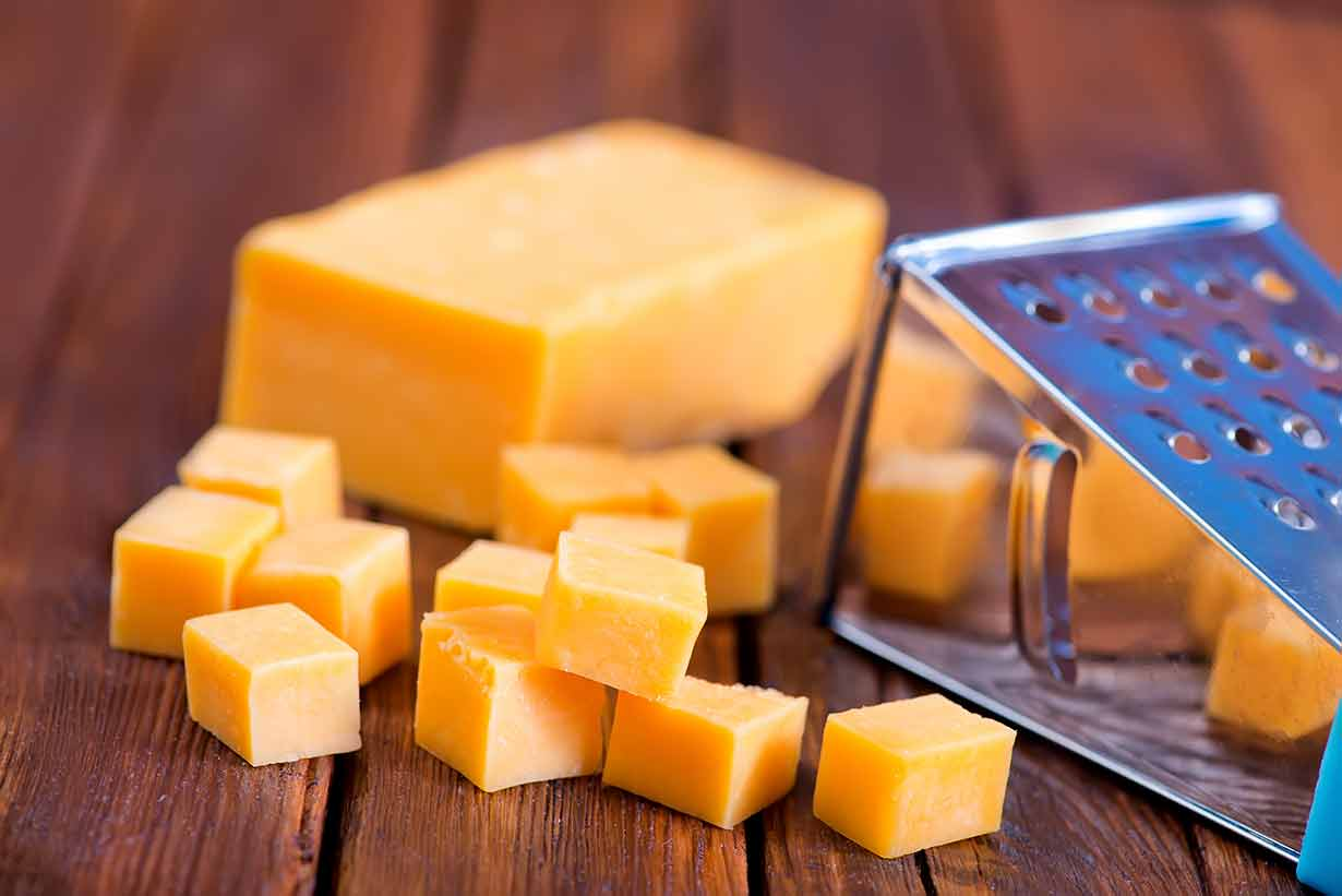 Cheddar Cheese 101: Nutrition Facts and Health Benefits