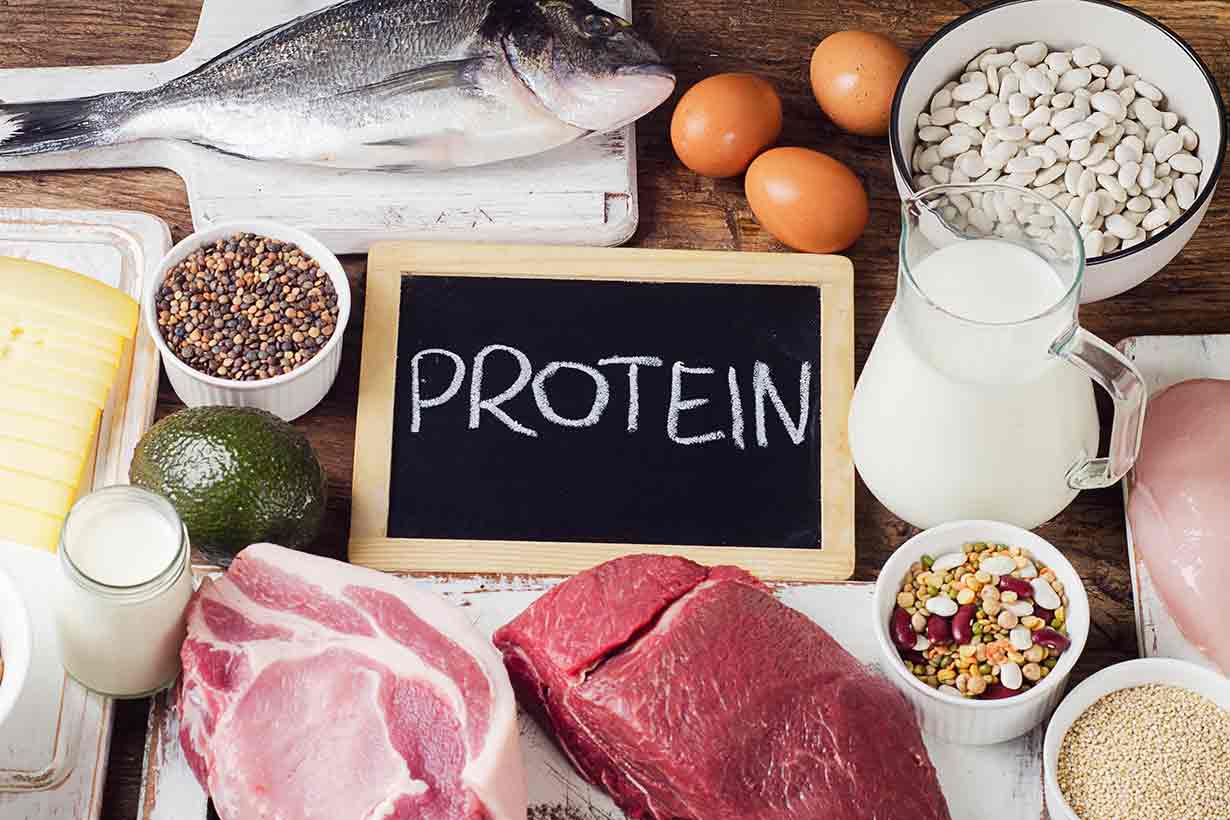The 20 Highest Protein Foods Per 100 Grams | Nutrition Advance