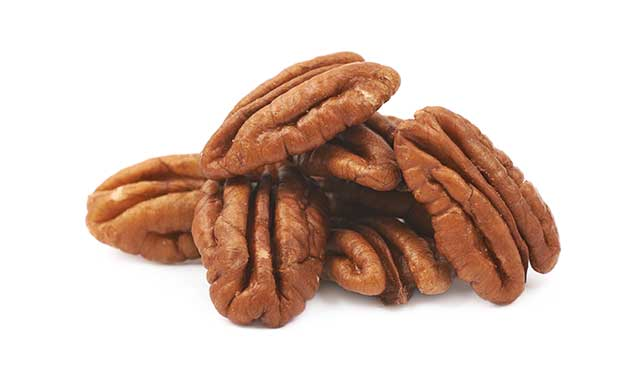 A Pile of Pecans.