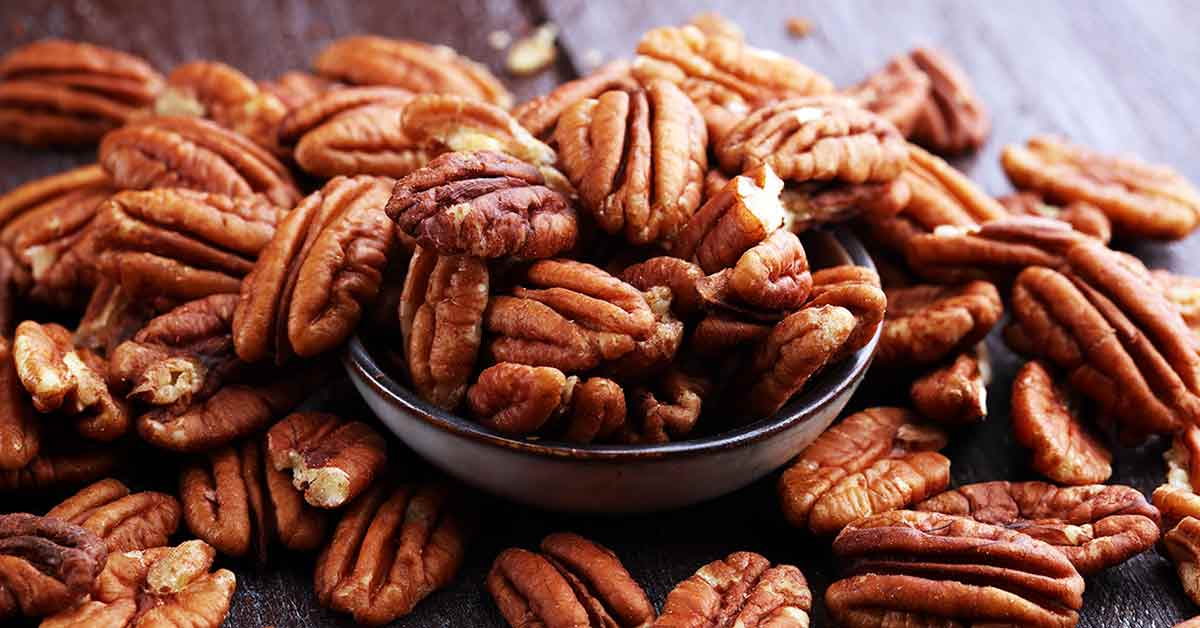 7 Benefits of Pecans (and Complete