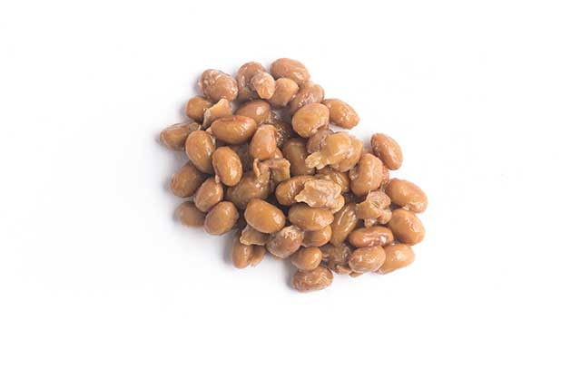 Japanese Fermented Natto - the Highest Food Source of Vitamin K2.