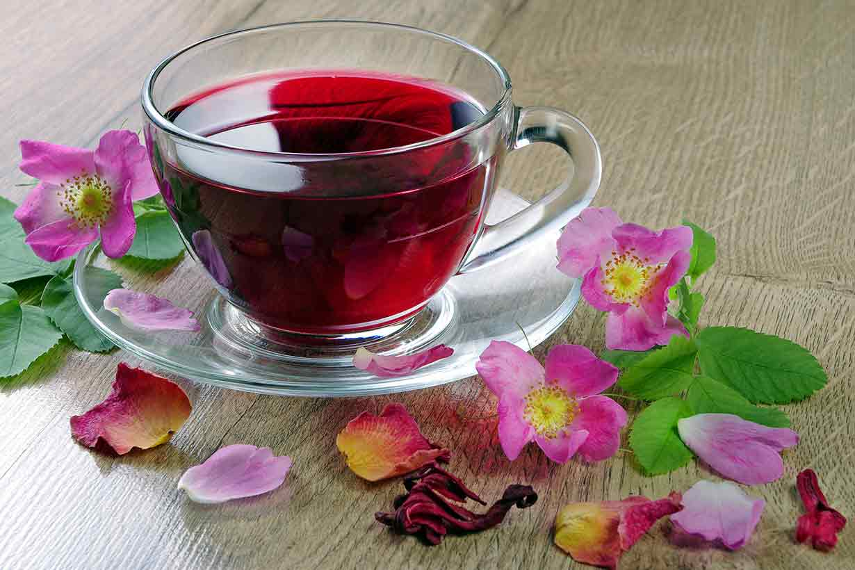 Hibiscus Tea What Health Benefits And Risks Does It Have