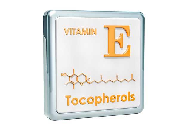 Vitamin E: Name, Chemical Formula, and Molecular Structure.