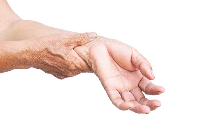 Wrist Pain and Muscular Weakness Are Symptoms of Magnesium Deficiency.