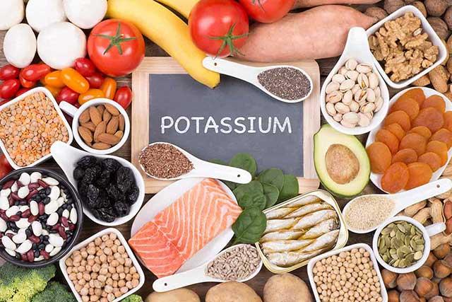 Foods High In Potassium.