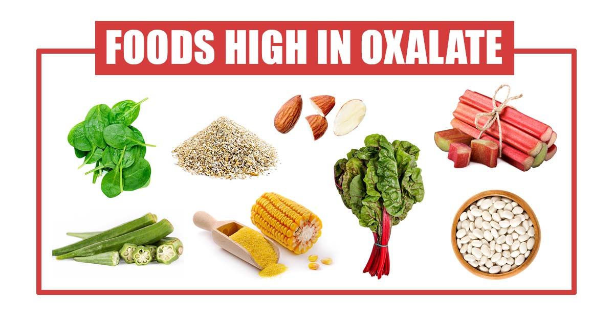 are nuts allowed on a low oxalate diet