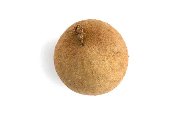 Whole and Unpeeled Longan Fruit.