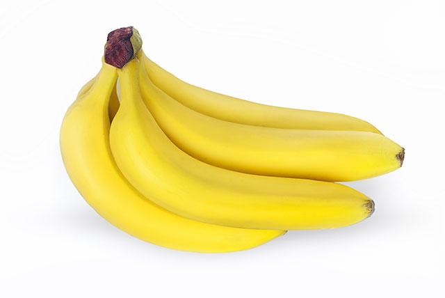 Bunch of Yellow Bananas.