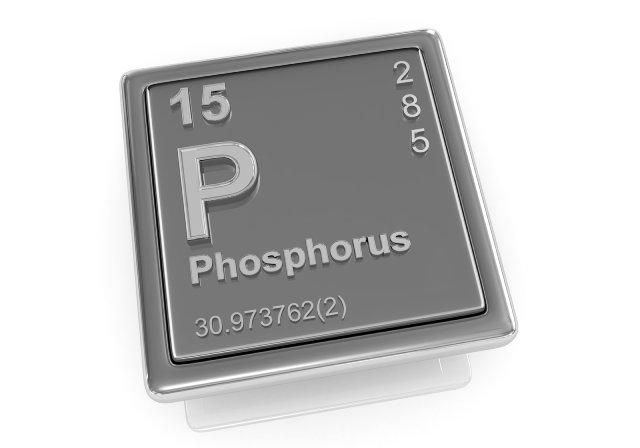 Phosphorus Element Name and Abbreviation.
