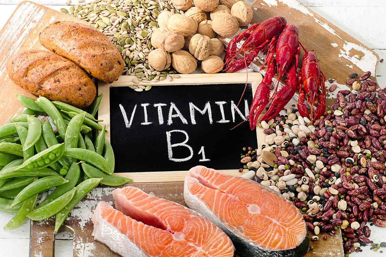 Numerous Foods High In Thiamin.