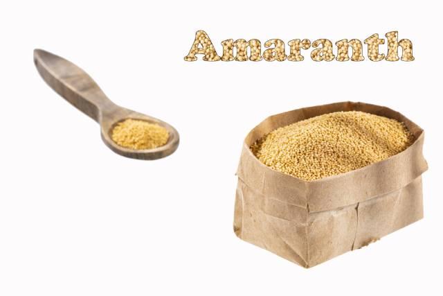 A Sack of Amaranth Grains.